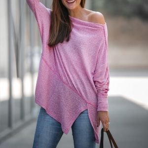 -NEW- Free People LondonTown thermal top sz M